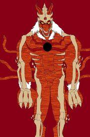 Hollow-Tailed Saiyan 2