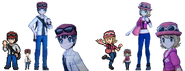 XY Trainers