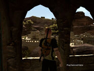 Cole in Uncharted 3