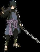 Brawl Legends Sasuke