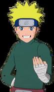Green Beast Naruto