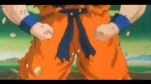 Naruto Raging Storm Episode 1 The Clash of Shinobi and Super Saiyan
