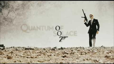 James Bond 007 Ein Quantum Trost - Trailer