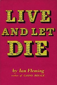 Datei:Live and Let Die (Novel).jpg