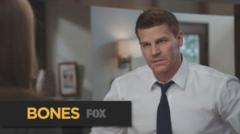"""BONES Bones To The Rescue! from """"The Baker in the Bits"""" FOX BROADCASTING"""