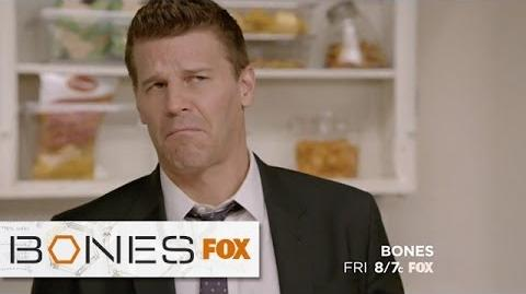"""Promo for """"The Mystery In The Meat"""" BONES FOX BROADCASTING"""
