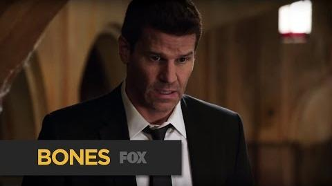 "BONES Happy Halloween from ""The Resurrection in the Remains"" FOX BROADCASTING"