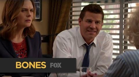 "BONES Preview ""The Carpals in the Coy-Wolves"" FOX BROADCASTING"