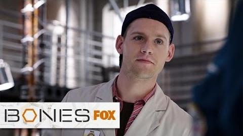 "Finn's Financial Freedom from ""The Turn In The Urn"" BONES FOX BROADCASTING"