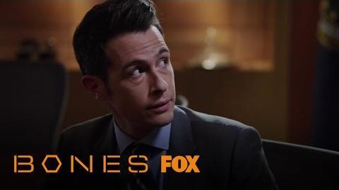 Aubrey Asks How Brennan Is Holding Up Season 12 Ep. 8 BONES