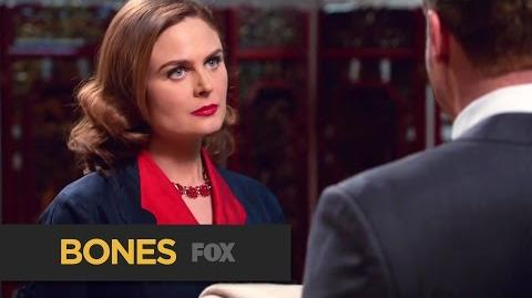 """Men Have Been Slapped For Less from """"The 200th In The 10th"""" BONES FOX BROADCASTING"""