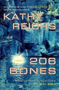 206 Bones Cover