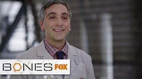 """It's Always Sunny At The Jeffersonian from """"The Master In The Slop"""" BONES FOX BROADCASTING"""