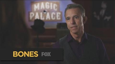 """BONES The Magic Palace from """"The Promise in the Palace"""" FOX BROADCASTING"""