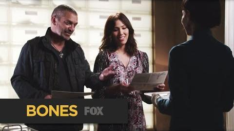 """BONES A Mentor from """"The Promise in the Palace"""" FOX BROADCASTING"""