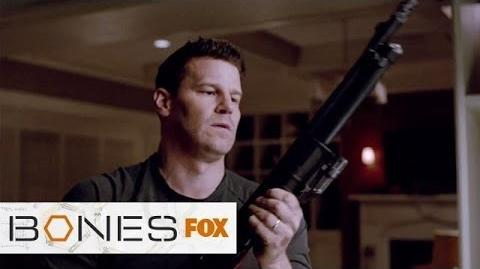 David Boreanaz on Directing the Finale BONES FOX BROADCASTING