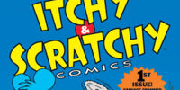 Itchy and Scratchy Comics