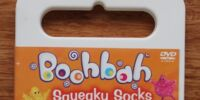 Squeaky Socks & More Boohbah Magic