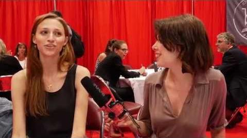 Interview with author Susan Dennard at Book Expo America 2015