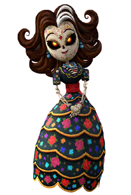 Carmen s nchez the book of life wiki fandom powered by for The book of life characters names
