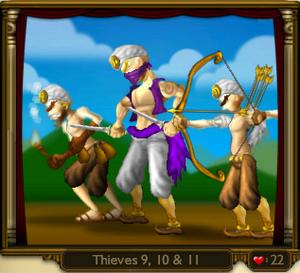 Thieves 9, 10 & 11