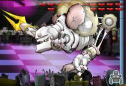 Skeletrox Dance Boss