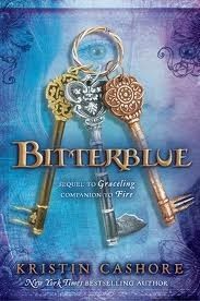 Bitterblue Cover