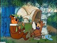 Yogi Bear on Boomerang From Cartoon Network