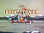The Flintstones Title Card
