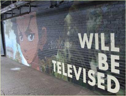 NYC Boondocks Mural