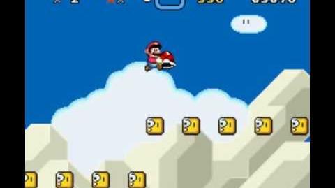 Super Mario World 64 (Snes Version) (Longplay)-1