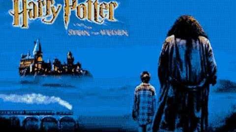 Sega Mega Drive GENESIS Harry Potter Unlicensed Прохождение Longplay