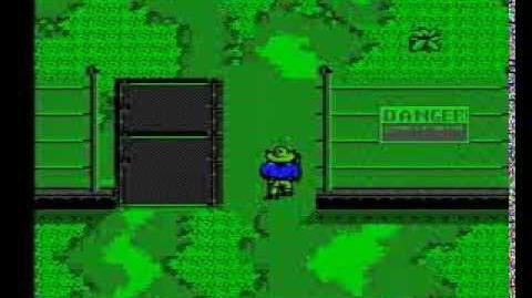 The Lost World - Jurassic Park (NES Pirate Game)
