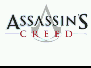 Assassin's Creed Title Screen