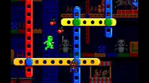 Flubber SNES Gameplay