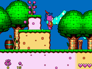File:The Adventures of the Gummi Bears Gameplay Image.PNG