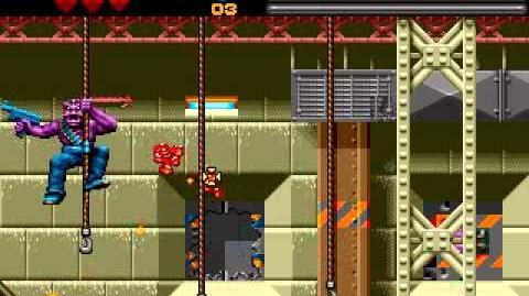 Biohazard 3 SARS War for Mega Drive