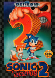 Sonic 2 cover