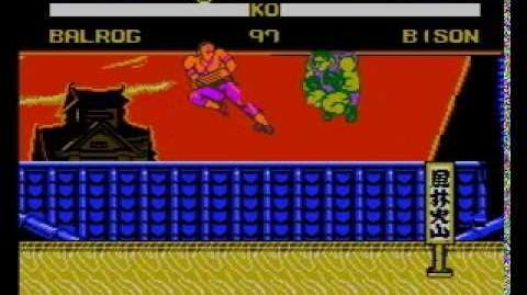 Street Fighter IV Pro 10 (NES Pirate Game)