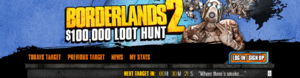 Borderlands 2 Contest page