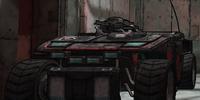 Crimson Lancer