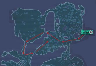 Race theTop route