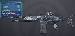 Rifle(Borderlands2) Double-Tap lvl17