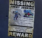 Borderlands2 Jimmy Jenkins Missing