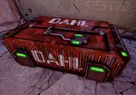 Fry dahl weapon crate red