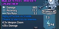 Rocket Launcher (Title)