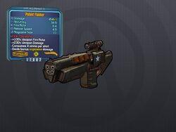 LV 21 Potent Flakker