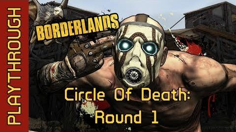 Circle Of Death Round 1