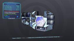 Alkaline Asteroid Belt 70 Blue 65A5C