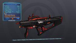 Intensified Pro-Target 70 Blue Fire